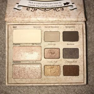 Too Faced Makeup - Too Faced Natural Eye Palette